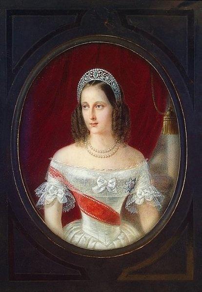 La granduchessa Maria Nikolaevna