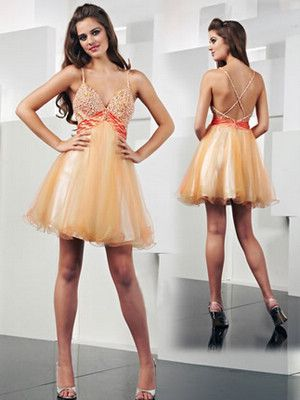 48 best Abendkleider images on Pinterest | Homecoming dresses ...