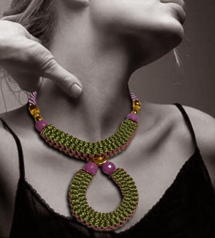 TRIBAL SENSATION necklace