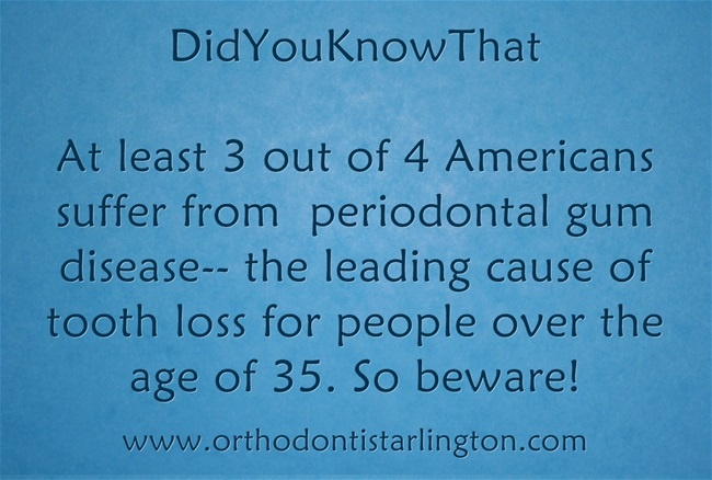 DidYouKnowThat    www.orthodontistarlington.com