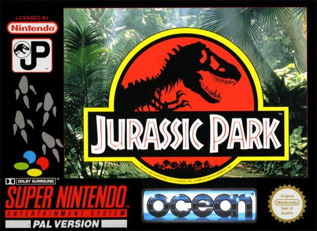 Jurassic Park - Super Nintendo - Acheter vendre sur Référence Gaming