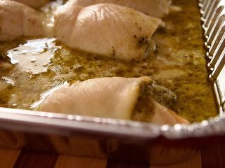 Cheesy chicken, Pesto and Cooking recipes on Pinterest