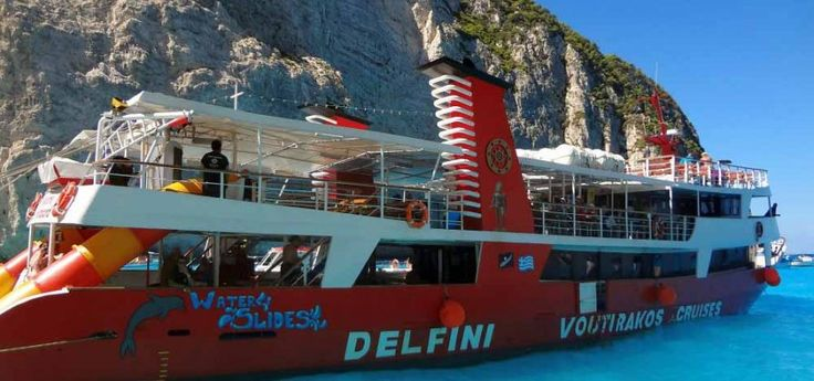 Island Tour by Boat | Zante Town  The boat sets off from Zakynthos port at 9:30 in the morning and explore all Island in a day! As you reach Zakynthos port at 17:00, you find  the buses waiting to take you back to your accommodation.