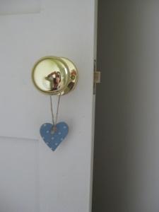 Heart Door Hanger