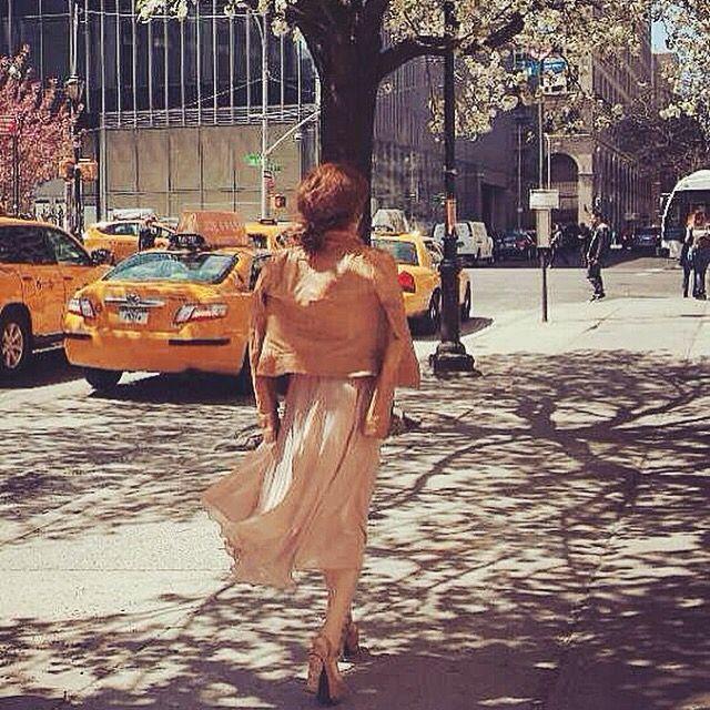 #nyc #maxiskirt