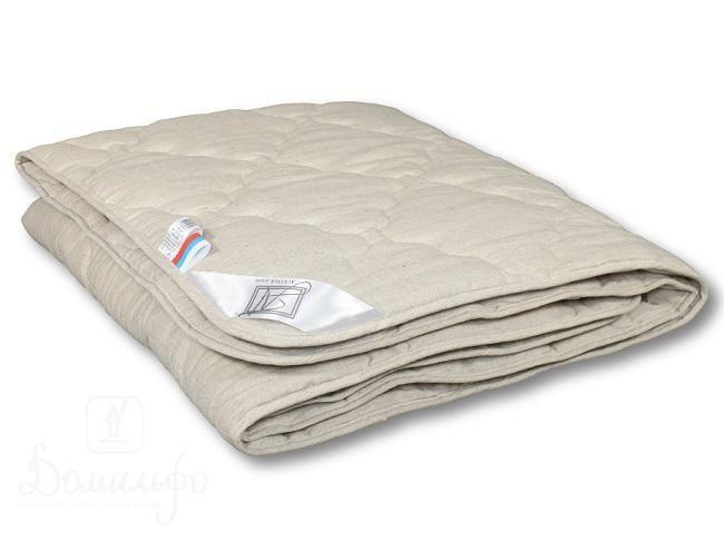 Одеяло детское стеганое ЛЕН 110x140В от производителя АльВиТек (Россия)