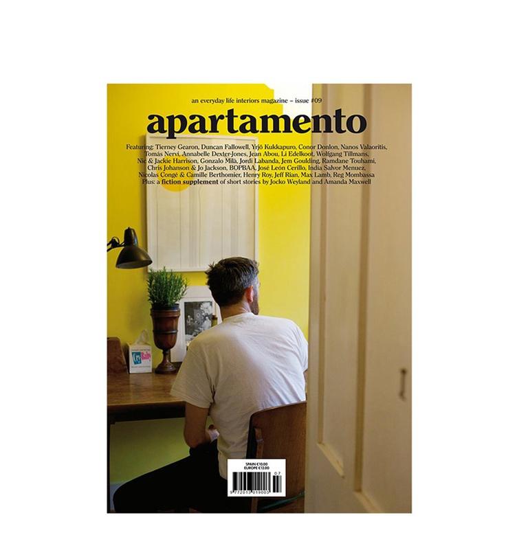Issue #09 by Apartamento