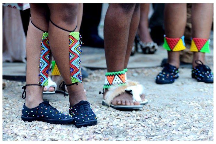 A Traditional Zulu Wedding - South African Wedding Blog