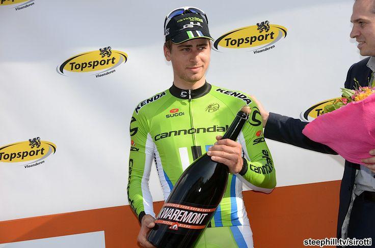 2014 driedaagse-de-panne Peter Sagan wins stage 1
