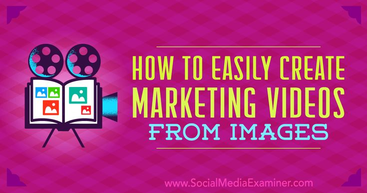 How to Easily Create Marketing Videos From Images https://www.socialmediaexaminer.com/how-to-create-marketing-videos-from-images?utm_source=rss&utm_medium=Friendly Connect&utm_campaign=RSS @smexaminer