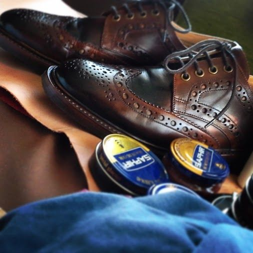Produits d'entretien pour le cuir