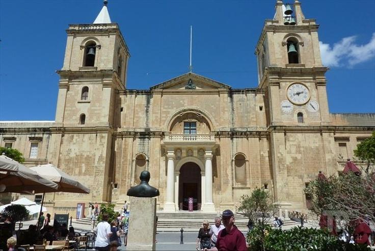 Cattedrale S. Giovanni Battista - Malta
