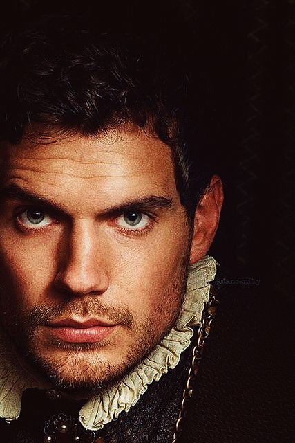 Henry Cavill--- is a British actor. He has appeared in the films Stardust and Immortals, and played the role of Charles Brandon, 1st Duke of Suffolk, on the Showtime series The Tudors, from 2007 until 2010.