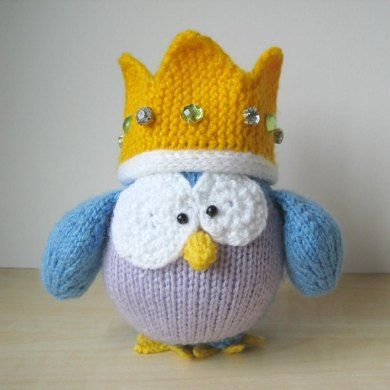 Knitting patterns, Knitting and Crowns on Pinterest