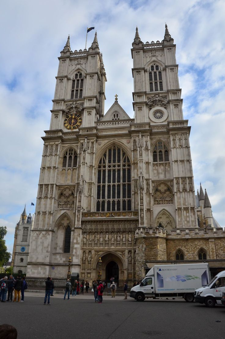 Westminster abbey - London [England trip]