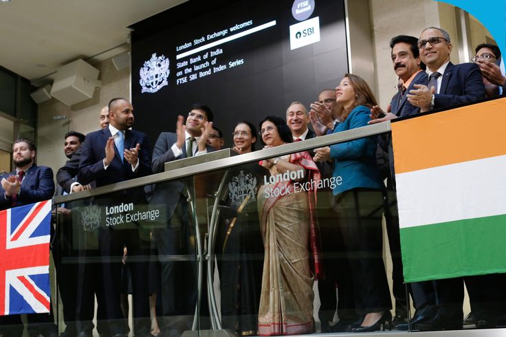 Here's a glimpse of the launch of the FTSE SBI Bond Index Series at the prestigious London Stock Exchange. Chairman Smt. Arundhati Bhattacharya and other senior SBI officials were present at this distinguished event.  #StateBankOfIndia #SBI  #LondonStockExchange #LSE #FTSE #SBIBondIndex #SBIExclusive #exclusive