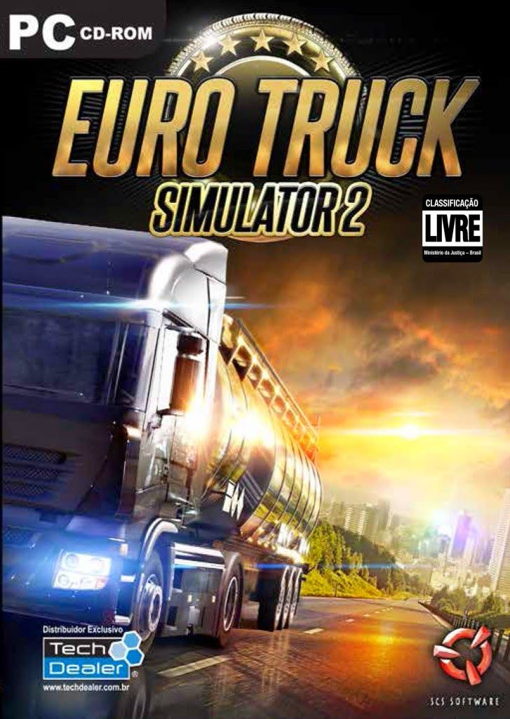 Euro Truck Simulator 2 Download Torrent