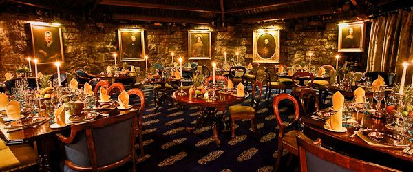 The Dining Experience at The Champany Inn is delight to enjoy.