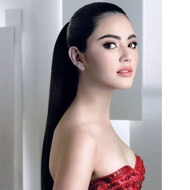 My Fav Thai Actress Mai Davikah Horne