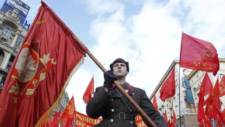 """ICYMI: 100 años de la revolución que """"demostró que los campesinos y los obreros podían tomar el poder"""""""