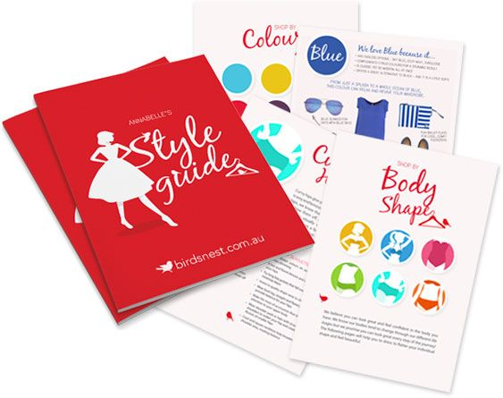 Style Guide - Create Your Free Online Personalised Style Guide