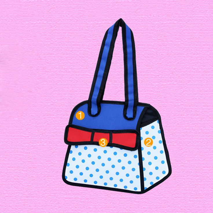 NEW Ladies Gripesack bags Totes handbags 3d comic packs factory supply wholesale and retail recruitment agents dropship