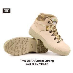 Sepatu Gunung Hiking Pria [TMS 084] (Brand Trekking) Produk Bandung