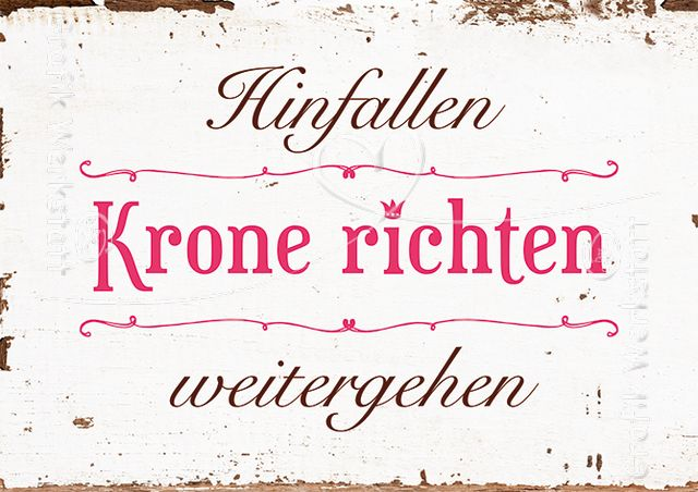 Krone richten - Postkarten - Grafik Werkstatt Bielefeld