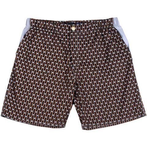Medley Shorts - Shweshwe outer | Unknown Union