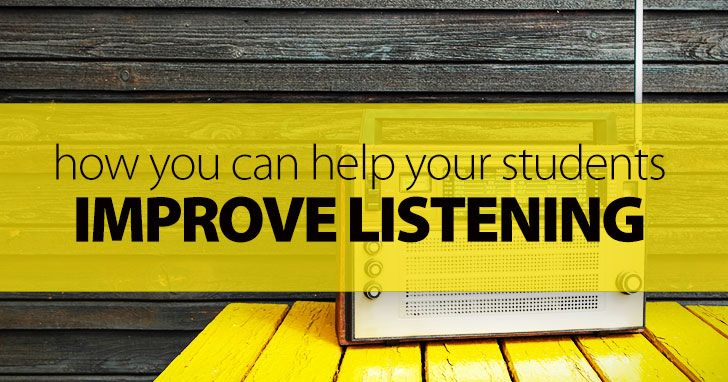 Listening is often thought of as a passive skill. But it's a skill that needs to be actively and conscientiously honed. by Claudia Pesce
