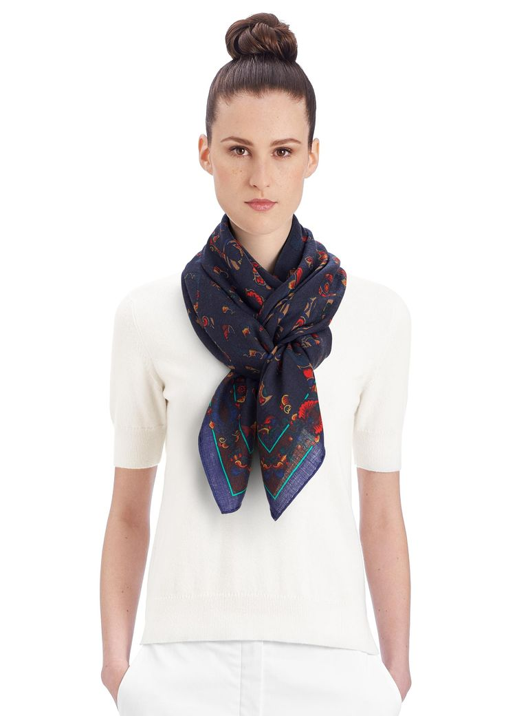 Cashmere Silk Scarf - Wrapped In Love by VIDA VIDA