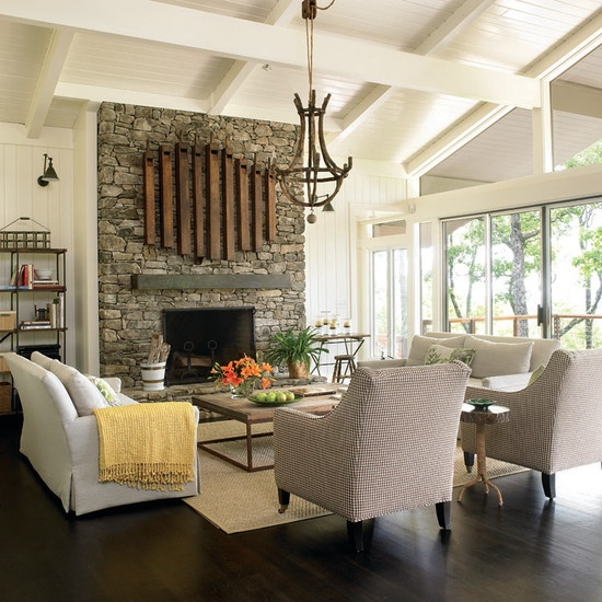 Great Room Decorating Ideas: 17 Best Images About Patio Fireplace On Pinterest