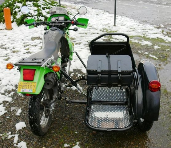Dual Sport Bikes With Sidecars Motorcycles Sidecar Sidecar