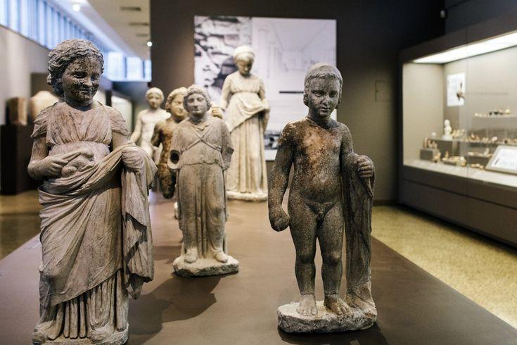Πως εκπαιδεύονταν τα παιδιά στην αρχαία Ελλάδα; - Η Χαρά του Παιδιού