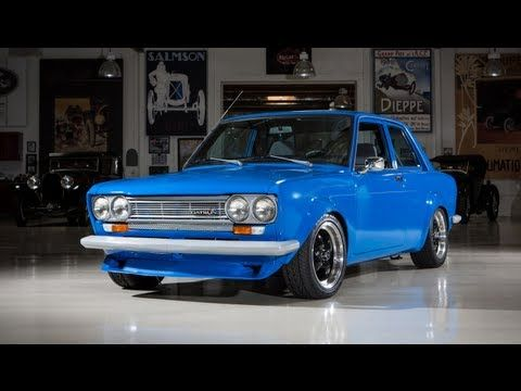1971 Datsun 510 - Jay Leno's Garage