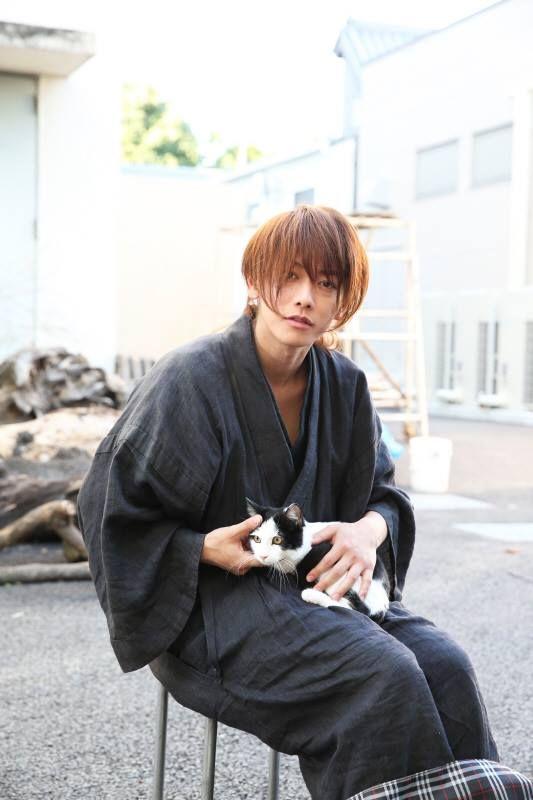Satou Takeru as Rurouni Kenshin