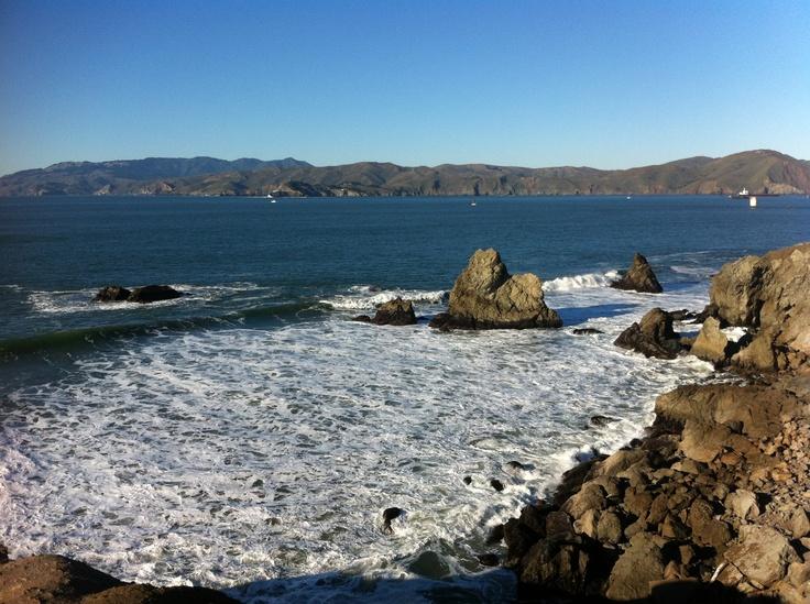 Lands End in San Francisco