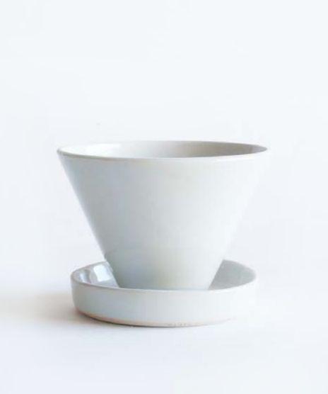 Coffee Dripper     White