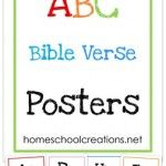 ABC+Bible+Verse+Posters+~+Printables