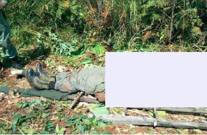 Quatre militaires #Cameroun-ais égorgés dans le Sud-Ouest en zone anglophone: Quatre militaires #Cameroun-ais ont été égorgés dans… #Team237