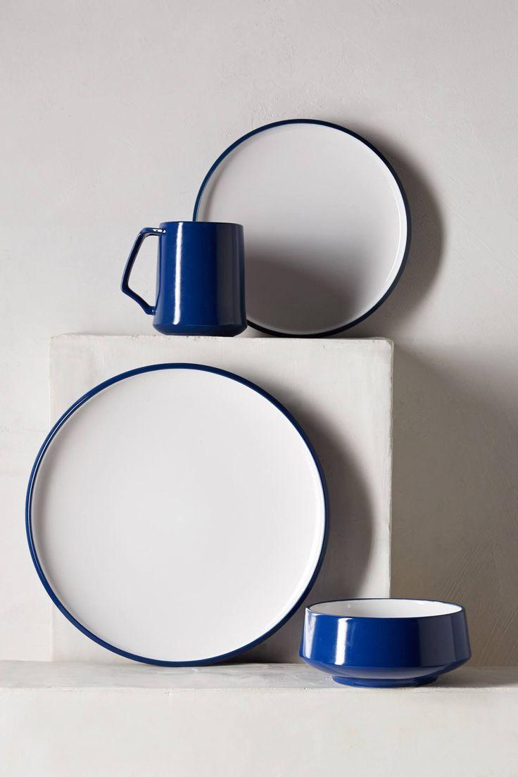 Dansk Kobenstyle Dinnerware #tabletop #accessories #jpwarreninteriors