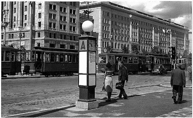 """""""Warszawa lata 50."""""""