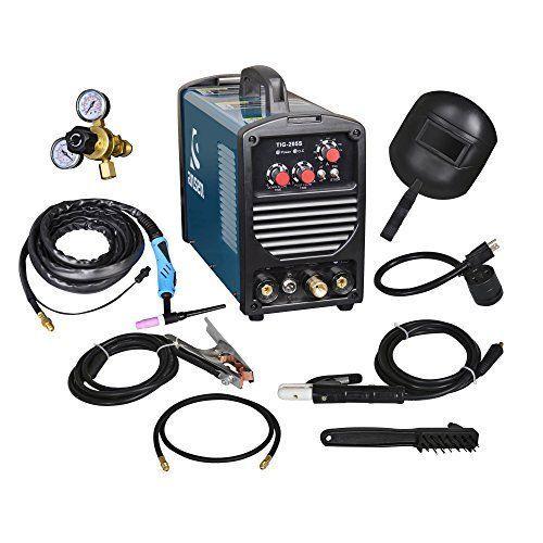 200 AMP IGBT Portable Welder TiG STICK Dual Voltage 110V/220V DC Welding Machine #KandN