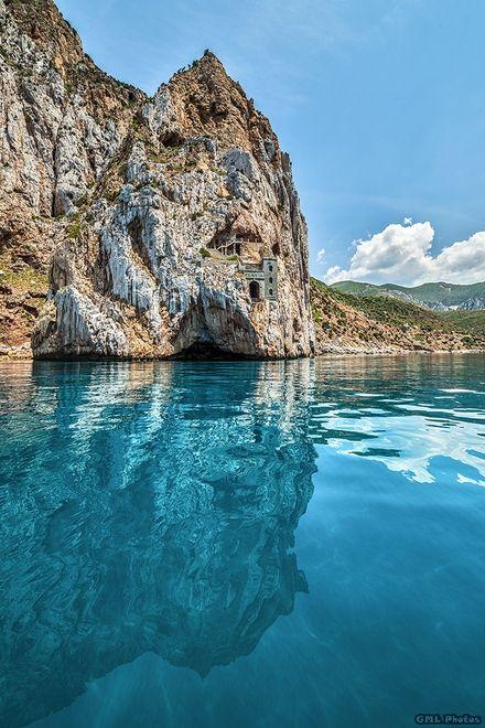 Trasparenze  a Pan di zucchero  Masua Iglesias Sardegna italy