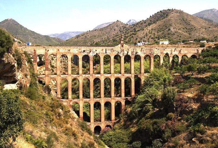 Акведук / Aqueduct (...спасибо Гио из Тбилиси, я внял совету)