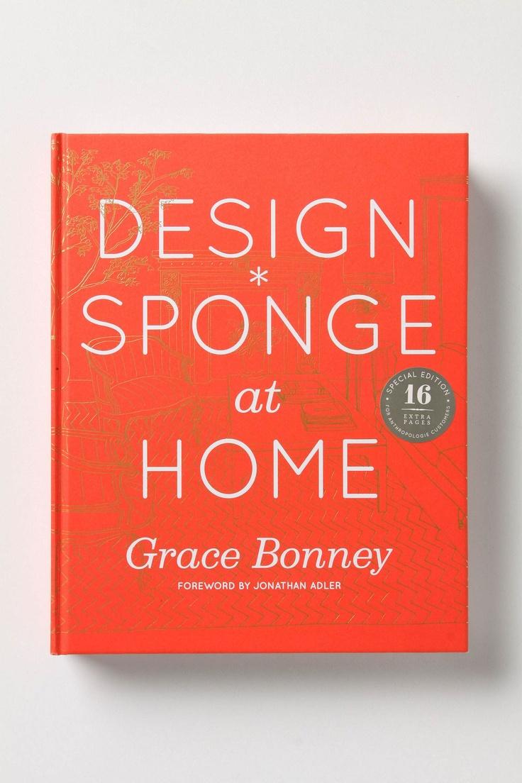 design sponge: Coffee Table, Bookstore, Birthday Wishlist, Assigned Reading, My Birthday, Birthday Gifts, Books Reading, My Sister