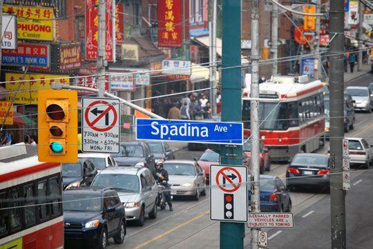 Toronto's Downtown Chinatown