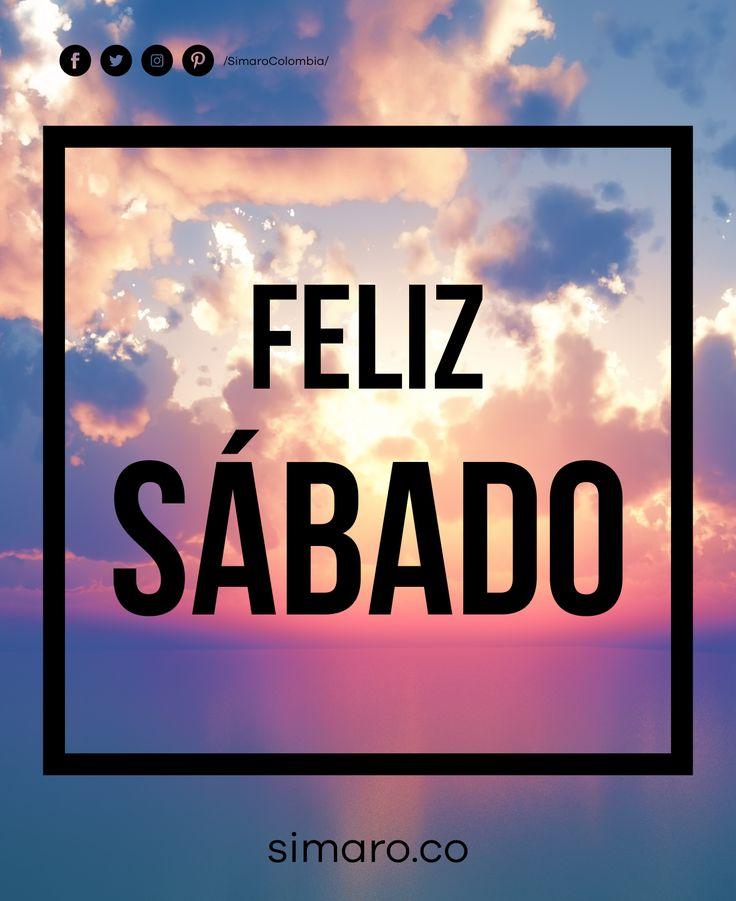 Buen Fin de Semana @Simaro Colombia #SimaroColombia #FelizFinDeSemana #HappySaturday #Weekend #SimaroColombia #EnvioGratis #SimaroCo #LoEncontramosPorTi #SimaroBr #SimaroMx #TiendaOnline #Novedades #Compras #Regalos #Descuentos #ECommerce