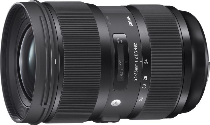 Meet the Sigma 24-35mm DG HSM; The World's First f/2 Full Frame Zoom Lens