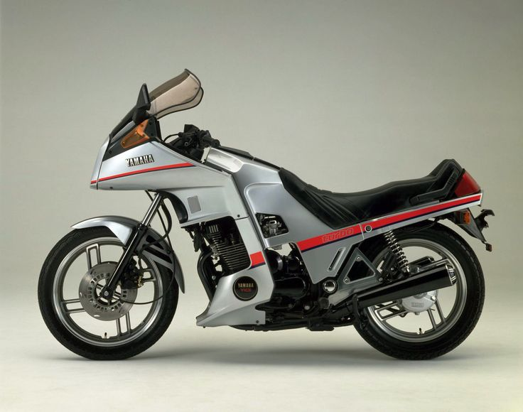 Yamaha XJ650 Turbo '1982